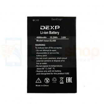 Аккумулятор для DEXP Ixion EL450 (Force)