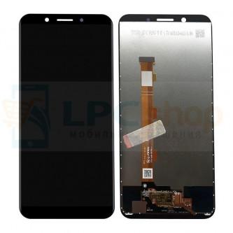 Дисплей для OPPO A83 в сборе с тачскрином Черный