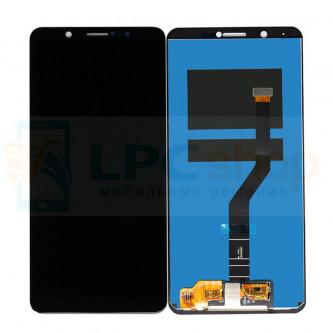 Дисплей для Vivo V7 Plus в сборе с тачскрином Черный