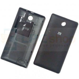 Крышка(задняя) ZTE V815W ( Kis 2 Max )/МТС Smart Star ) Черная