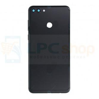 Крышка(задняя) Huawei Y9 2018 Черный