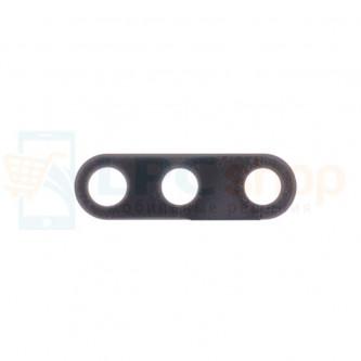 Стекло (для переклейки) камеры Huawei Honor 7A PRO Черное