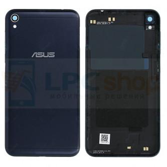 Крышка(задняя) Asus ZB501KL (ZenFone Live) Черная