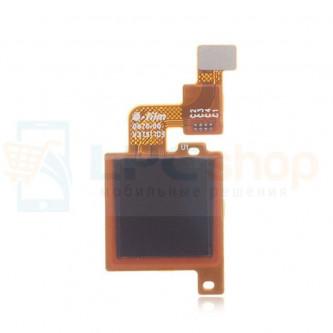 Шлейф Xiaomi Mi A1/Mi 5X сканер отпечатка пальцев Черный