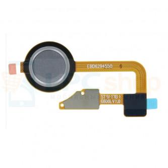 Шлейф LG G6 H870DS отпечатка пальцев Серый (для Platinum)