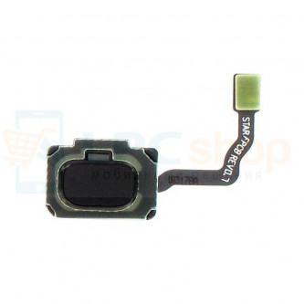 Шлейф Samsung S9 G960F/ S9 + (Plus) G965F на сканер отпечатка пальцев Черный