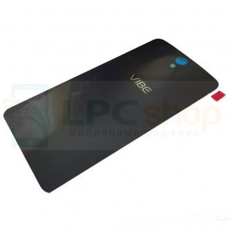 Крышка(задняя) Lenovo Vibe S1 Черная