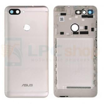 Крышка(задняя) Asus ZB570TL (ZenFone Max Plus) Золото