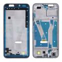 Рамка дисплея для Huawei Honor 9 Lite Серая + кнопки звука и громкости