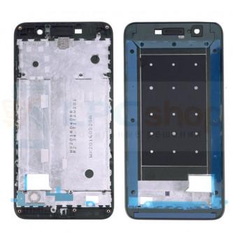 Рамка дисплея для Huawei Y6 Pro /  Honor Play 5X / Enjoy 5 Черная