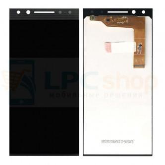 Дисплей Alcatel 5 OT-5086D в сборе с тачскрином Черный