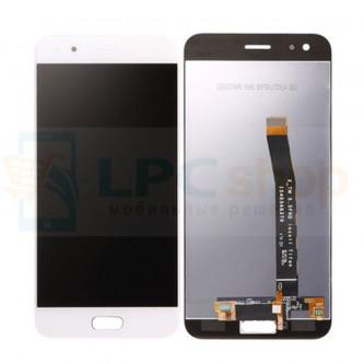 Дисплей Asus ZE554KL (ZenFone 4) в сборе с тачскрином Белый