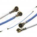 Коаксиальный кабель Samsung S9 Plus G965F (комплект из 2-х штук) (78 мм и 54мм)