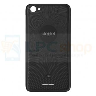 Крышка(задняя) Alcatel OT-5023F (Pixi 4 Plus Power) Черный