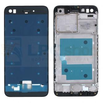 Рамка дисплея для Huawei Nova Lite 2017 / Y6 Pro 2017 (SLA-L22) Черная