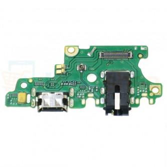 Шлейф разъема зарядки Huawei Nova 3 разъем гарнитуры/микрофон