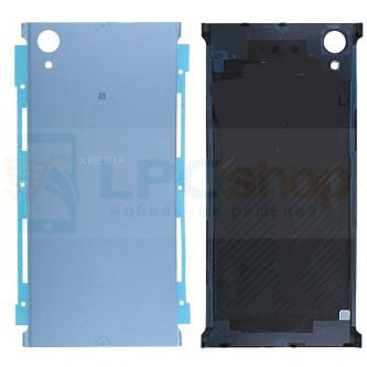 Крышка(задняя) Sony XA1 Plus G3421 / XA1 Plus Dual G3412 Синий