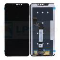 Дисплей для Xiaomi Redmi Note 6 Pro в сборе с тачскрином Черный