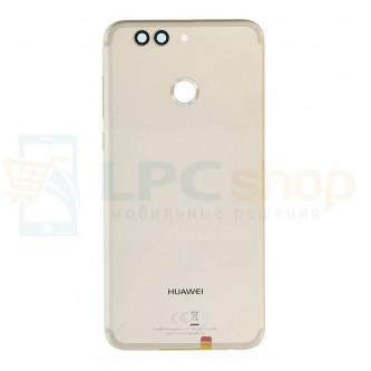 Корпус (задняя крышка) Huawei Nova 2 Plus Золото