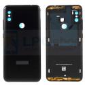 Крышка(задняя) Xiaomi Redmi Note 6 Pro Черный - Высокое качество