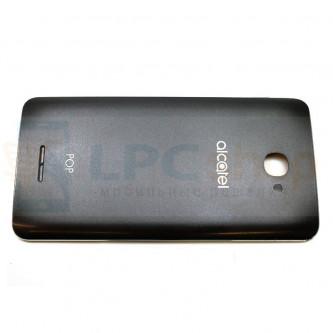 Крышка(задняя) Alcatel OT-5095Y (Pop 4S) Черная