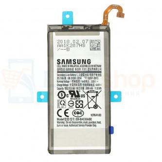 Аккумулятор для Samsung EB-BA530ABE ( A8 2018 A530F )