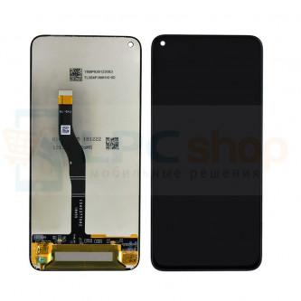 Дисплей Huawei Honor View 20 в сборе с тачскрином Черный