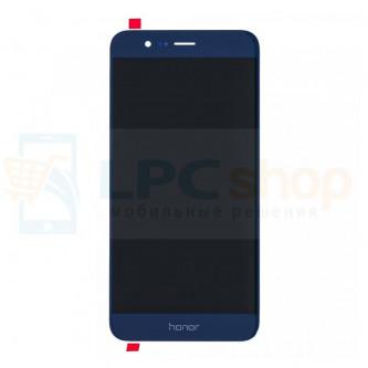 Дисплей Huawei Honor 8 Pro в сборе с тачскрином Синий