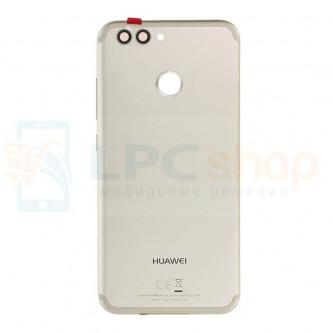 Крышка(задняя) Huawei Nova 2 Золото + кнопки и линза камеры