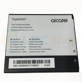 Аккумулятор для Alcatel TLp025H7 ( OT-5051D ) без упаковки