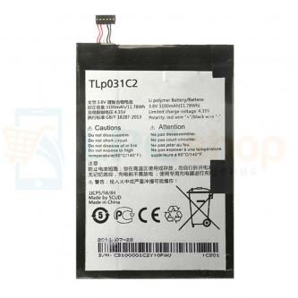 Аккумулятор для Alcatel TLp031C2 ( OT-8030B / OT-8030Y ) без упаковки