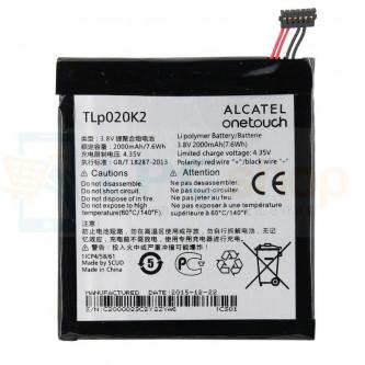 """Аккумулятор для Alcatel TLp020K2 ( Idol 3 6039Y (4.7"""") ) без упаковки"""