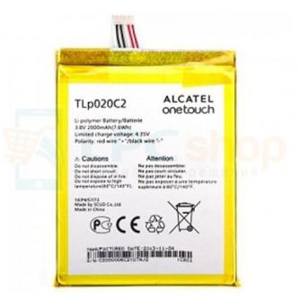 Аккумулятор для Alcatel TLp020C2 ( OT-6035R/OT6037Y/OT-6040D ) без упаковки