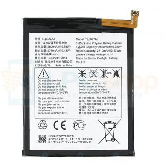 Аккумулятор для Alcatel TLp027AJ (A5 LED OT-5085D)