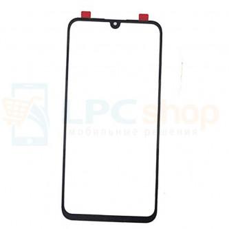 Стекло (для замены) Huawei P Smart 2019 Черное