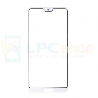 Стекло (для замены) Huawei P20 Pro Белое