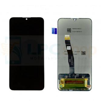 Дисплей Huawei P Smart 2019 в сборе с тачскрином Черный - Оригинал LCD