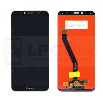 Дисплей Huawei Honor 7A Pro / Honor 7C / Y6 2018 / Y6 Prime 2018 в сборе с тачскрином Черный - Оригинал LCD