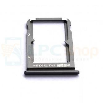 Лоток сим карт Xiaomi Mi 9 SE Черный