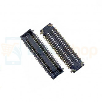 Коннектор дисплея Huawei P20 Lite (1шт)