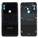 Крышка(задняя) Xiaomi Redmi Note 6 Pro Черный - АА