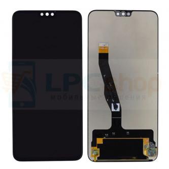 Дисплей Huawei Honor 8X / Honor 9X Lite в сборе с тачскрином Черный