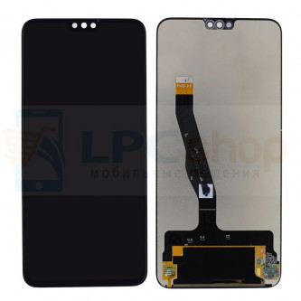 Дисплей Huawei Honor 8X / Honor 9X Lite в сборе с тачскрином Черный_PR