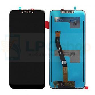 Дисплей Huawei Mate 20 Lite в сборе с тачскрином Черный - Оригинал LCD