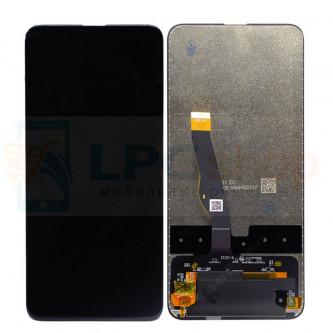 Дисплей Huawei P Smart Z / Honor 9X / 9X Premium / Y9s в сборе с тачскрином Черный