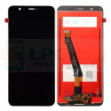 Дисплей Huawei P Smart (FIG-LX1) в сборе с тачскрином Черный - Оригинал LCD