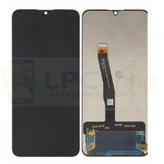 Дисплей Huawei P30 Lite / Honor 20S / Honor 20 Lite (MAR-LX1H) в сборе с тачскрином Черный_PR