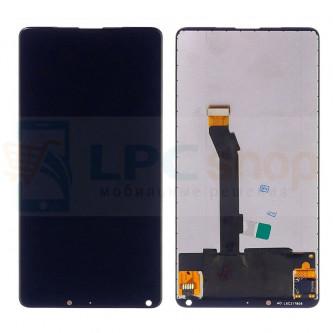 Дисплей Xiaomi Mi Mix 2S в сборе с тачскрином Черный