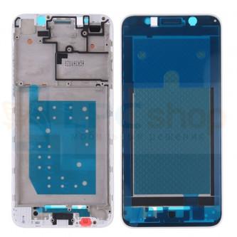 Рамка дисплея для Huawei Y5 2018 / Y5 Prime 2018 / Honor 7A (DRA-LX2) Белая