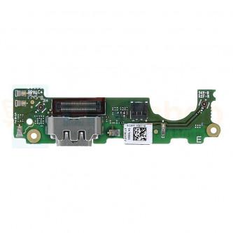 Шлейф разъема зарядки для Sony H4213 (XA2 Ultra Dual) микрофон (копия)